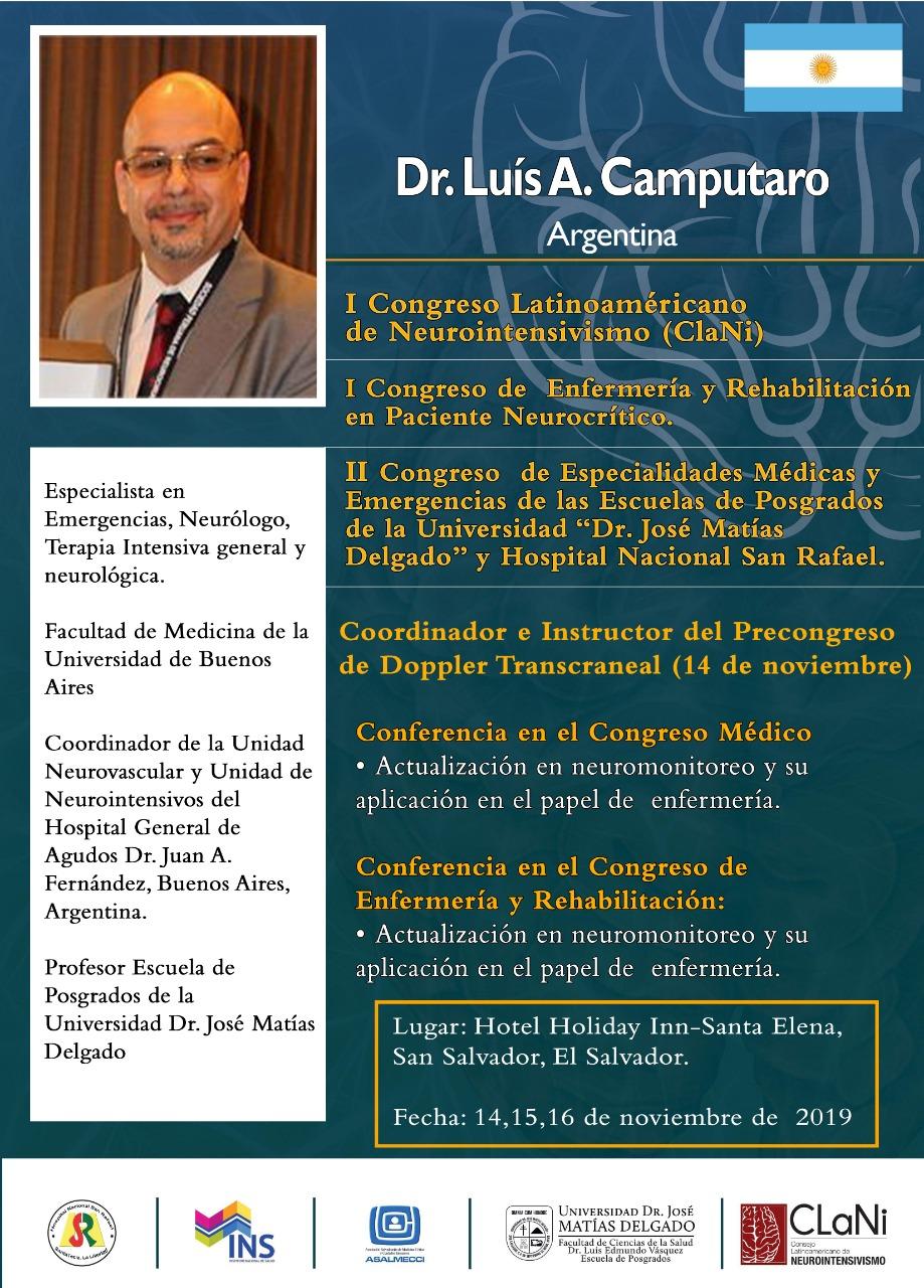 Dr. Luís A. Camputaro - Clani